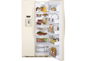 GE - PSHF6MGZCC - Side-by-Side Refrigerators
