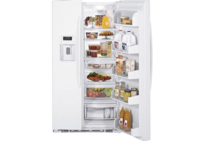 GE - PSHF6MGZWW - Side-by-Side Refrigerators
