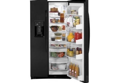 GE - PSHF6PGZBB - Side-by-Side Refrigerators