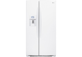 GE - PSHF6YGZWW - Side-by-Side Refrigerators