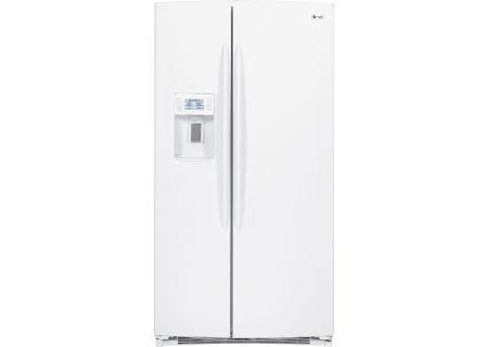 GE - PSHF6YGZWW - Side-by-Side Refrigerators