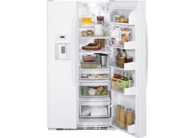 GE - PSHF9PGZWW - Side-by-Side Refrigerators