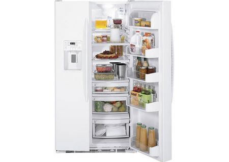 GE - PSHF9PGZWW - Side-by-Side Refrigerators