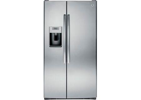 GE - PSS28KSHSS - Side-by-Side Refrigerators
