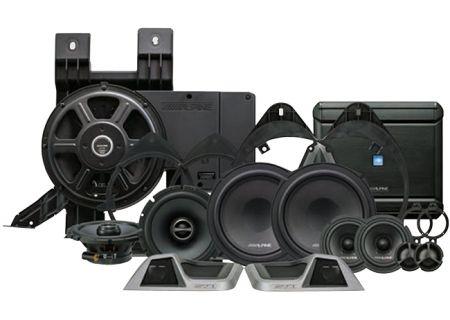 Alpine - PSS-31GM - 6 1/2 Inch Car Speakers