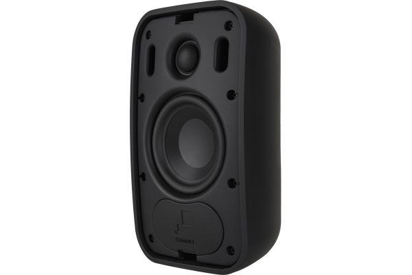"Sonance Professional Series Black 4"" Surface Mount Speakers (Pair) - 40147"