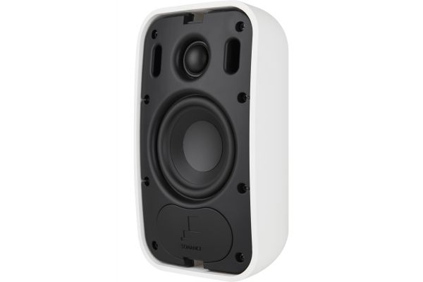 """Sonance Professional Series White 4"""" Surface Mount Speakers (Pair) - 40142"""