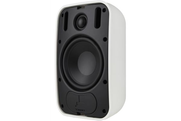Sonance Professional Series White Surface Mount Speakers (Pair) - 40143
