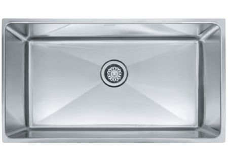 Franke Professional Series Stainless Steel Single Bowl Sink - PSX1103310