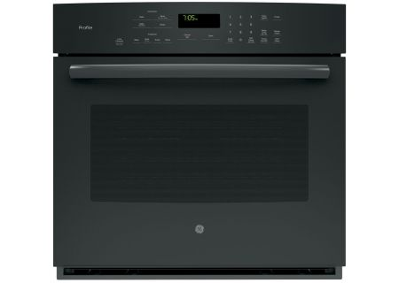 GE Black Built-In Wall Convection Wall Oven - PT7050DFBB