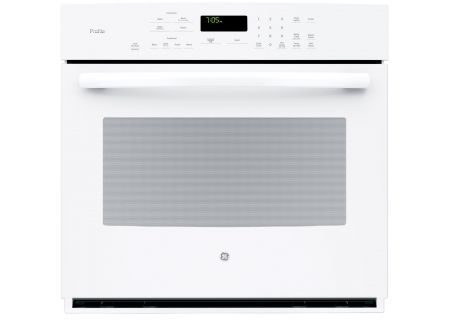 GE - PT7050DFWW - Single Wall Ovens