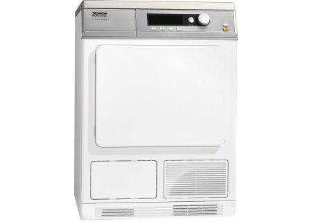 Miele White Little Giant Electric Condenser Dryer  - PT7135C-WH