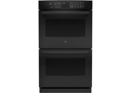 GE - PT7550DFBB - Double Wall Ovens