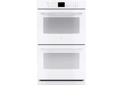 GE - PT7550DFWW - Double Wall Ovens