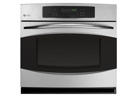 GE - PT900SRSS - Single Wall Ovens