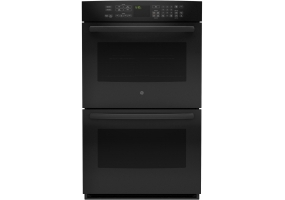 GE - PT9550DFBB - Built-In Double Electric Ovens