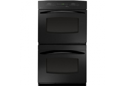 GE - PT958DRBB - Double Wall Ovens