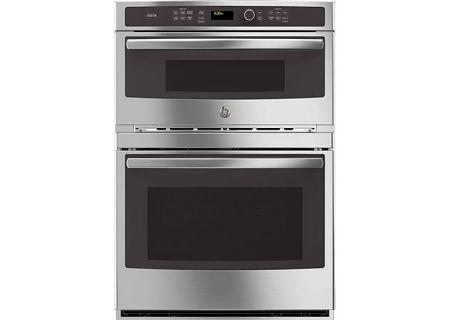 GE - PT9800SHSS - Microwave Combination Ovens