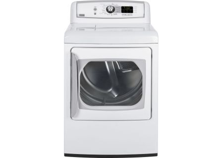 GE - PTDS850GMWW - Gas Dryers