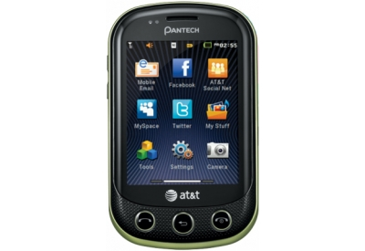 AT&T Wireless - PURSUIT2G - Cell Phones