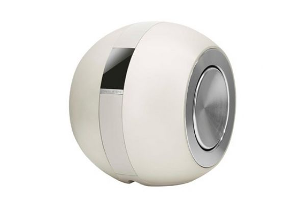Large image of Bowers & Wilkins PV1D Matte White Subwoofer - PV1DW
