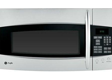 GE - PVM1970SRSS - Over The Range Microwaves