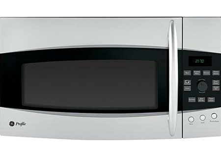 GE - PVM2170SRSS - Over The Range Microwaves