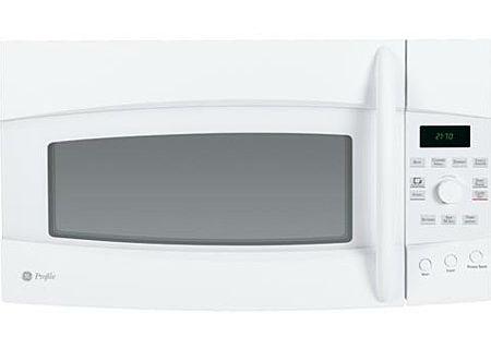 GE - PVM2170DRWW - Over The Range Microwaves