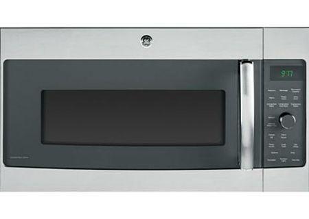 GE - PVM9179SFSS - Over The Range Microwaves