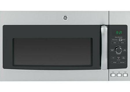 GE - PVM9215SFSS - Over The Range Microwaves