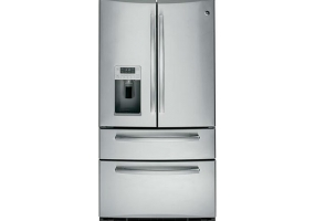 GE - PVS21KSESS - Bottom Freezer Refrigerators
