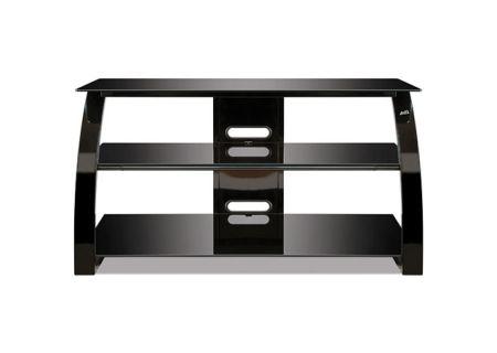 BellO High Gloss Black Flat Panel Audio Video System - PVS-4204HG