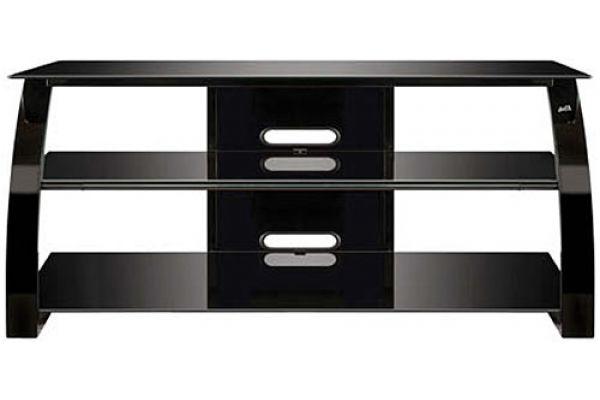 BellO High Gloss Black Flat Panel Audio Video System - PVS-4206HG