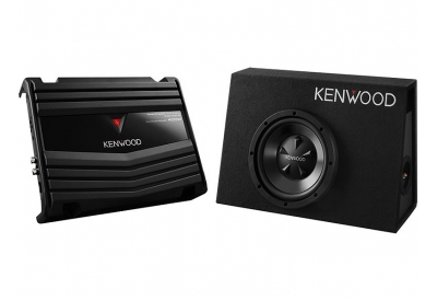 Kenwood - P-W100B - Vehicle Sub Enclosures