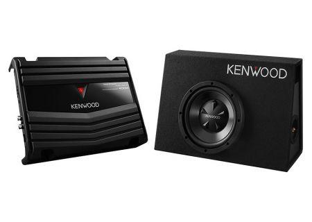 Kenwood - P-W100B - Vehicle Sub Enclosures