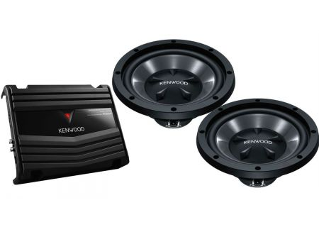 Kenwood - P-W1020 - Car Audio Amplifiers
