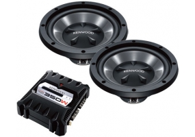 Kenwood - P-W1210 - Car Subwoofers