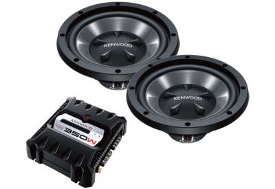 Kenwood - P-W1010 - Car Subwoofers