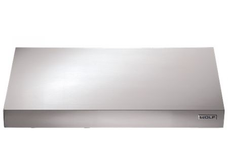 "Wolf 36"" Pro Stainless Steel Wall Hood Shell - PW362718"