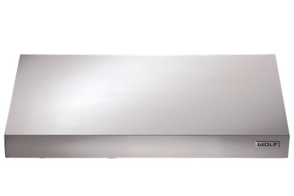 """Wolf 42"""" Pro Stainless Steel Wall Hood Shell - PW422718"""