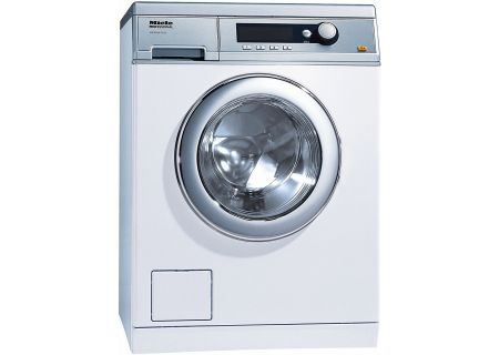 Miele - PW6068WH - Front Load Washing Machines
