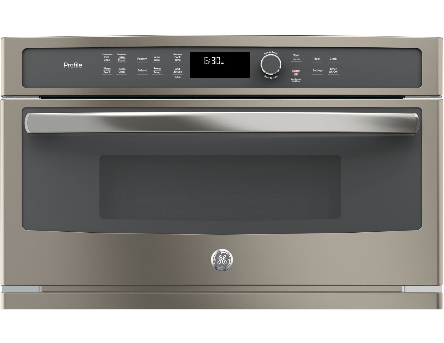 GE Profile Slate Microwave Convection Oven PWB7030ELES