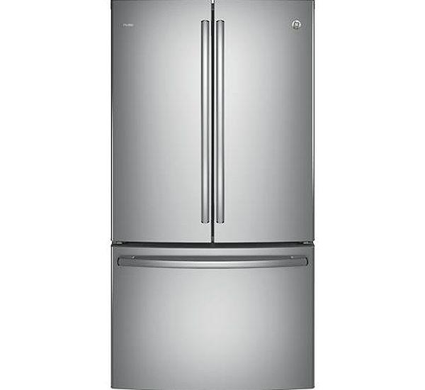 Ge Profile French Door Refrigerator Pwe23kskss