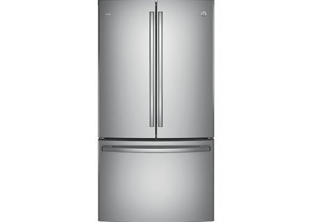 GE Profile Stainless Steel French Door Refrigerator - PWE23KSKSS