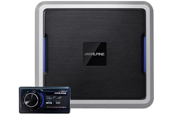 Large image of Alpine 8 Channel Amplifier With Wireless Digital Signal Processor - PXE-0850S