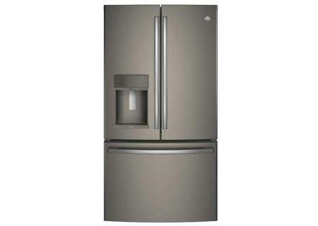 GE - PYE22KMKES - French Door Refrigerators