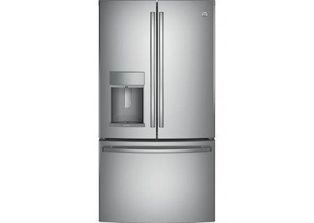 GE - PYE22KSKSS - French Door Refrigerators