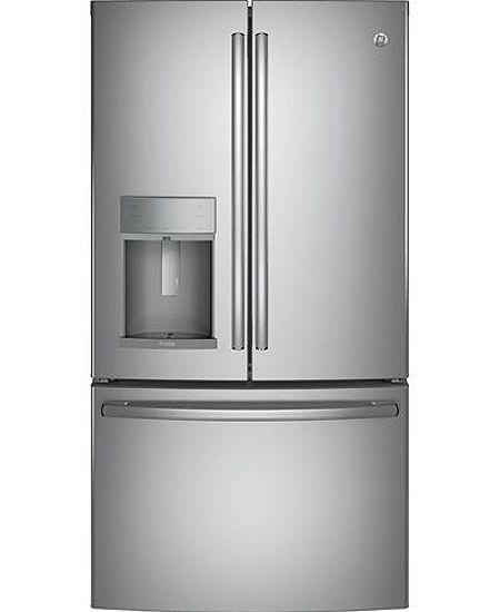 Ge Profile French Door Refrigerator Pye22kskss