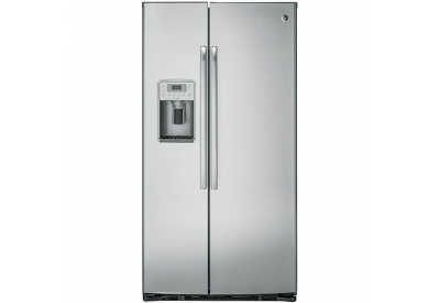 GE - PZS22MSKSS - Side-by-Side Refrigerators