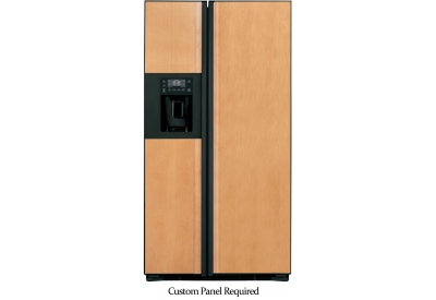 GE - PZS23KPEBV - Side-by-Side Refrigerators